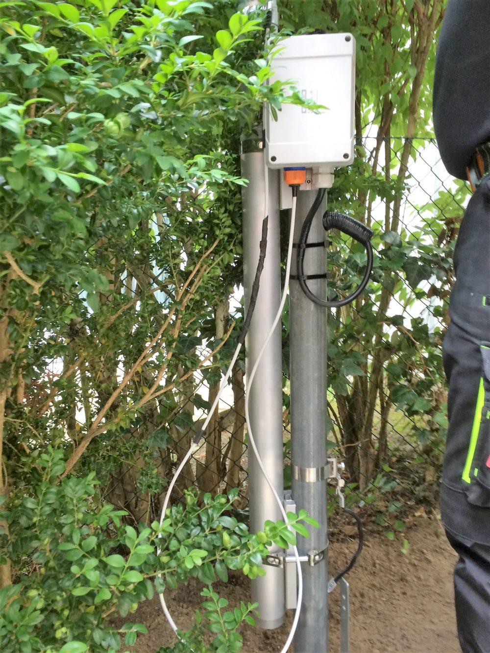 Verbesserter Mobilfunkempfang mit einer Außenantenne – Teil II