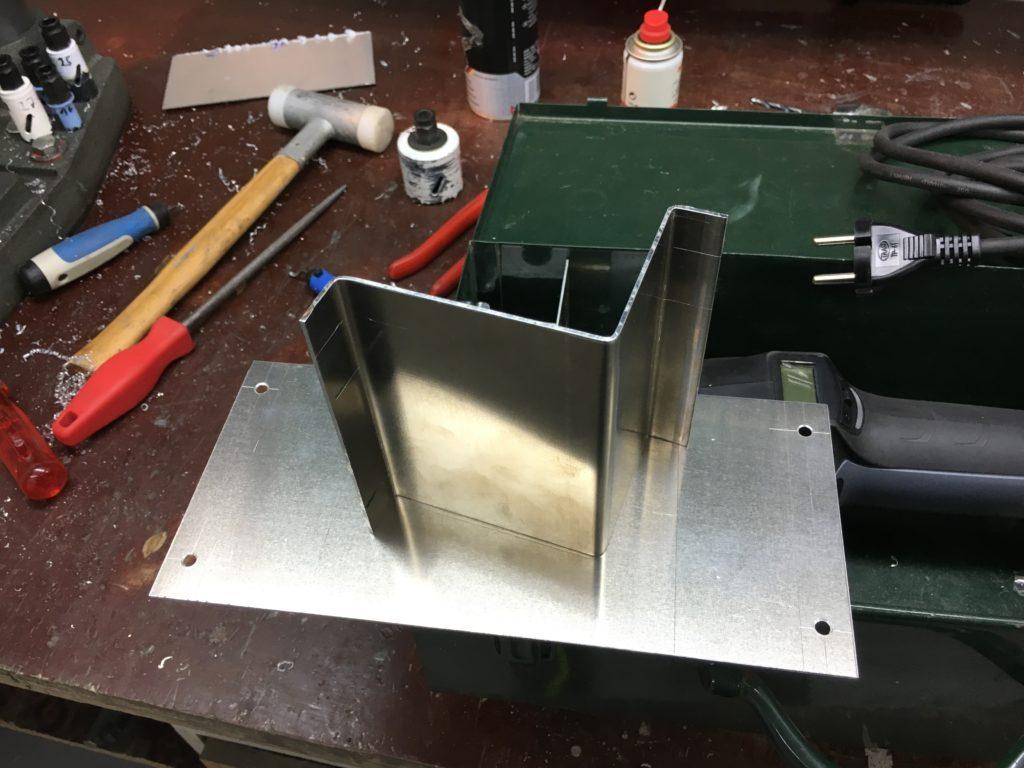 Werkzeug Metallkoffer